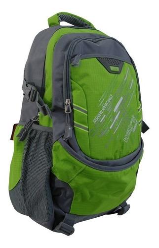 Mochila Juvenil Wilys Porta Laptop 15 Pulgadas Wt0050-3