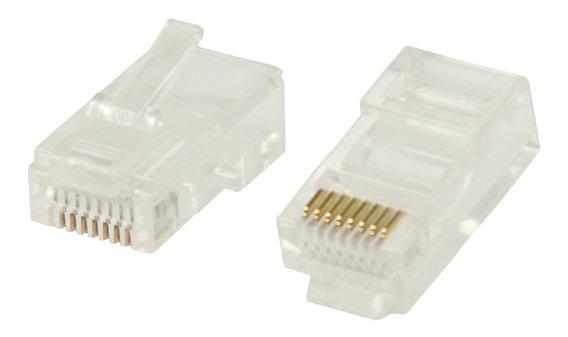 10 Conectores Rj45 C/u