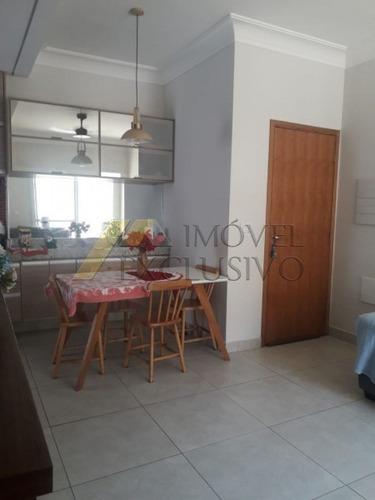 Apartamento, Jardim Anhanguera, Ribeirão Preto - 509-v