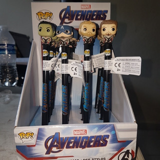 Lapiceros Funko Avengers