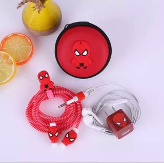 Oferta Kit Set Protector De Cable/ Audifonos