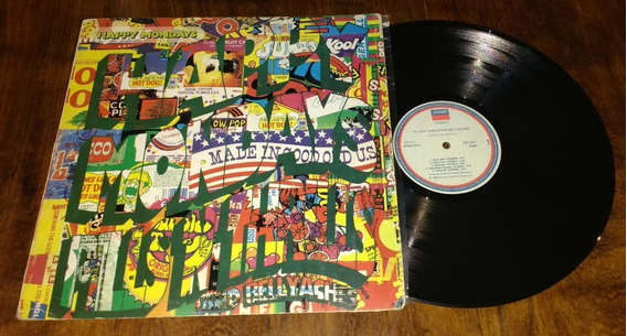 Happy Mondays Pills Thrills Bellyaches 1990 Disco Vinilo Lp