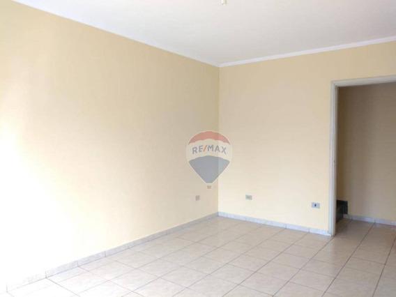 Casa Para Locação Com 3 Dormitórios No Jardim Bela Vista Em Nova Odessa/sp - So0055