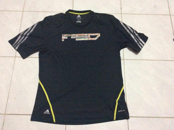 Playera adidas Talla M N-nike Under Armour Reebok Asics