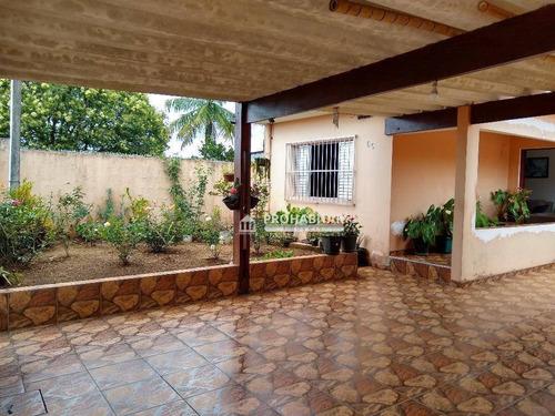 Casa Térrea À Venda Em Cipó - Embu-guaçu - Ca3445