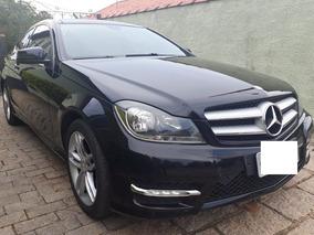 Mercedes-benz C 180 2014 1.6 Cgi Coupe 16v Turbo Baixo Km