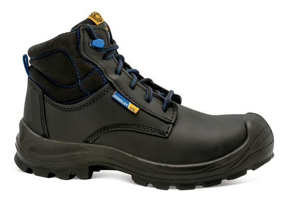 Cliff Botas Industriales Seguridad Trabajo Casquillo 0409