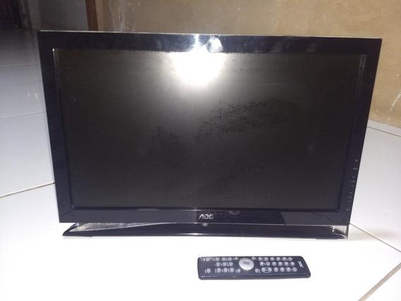 Tv Aoc Semi Nova.