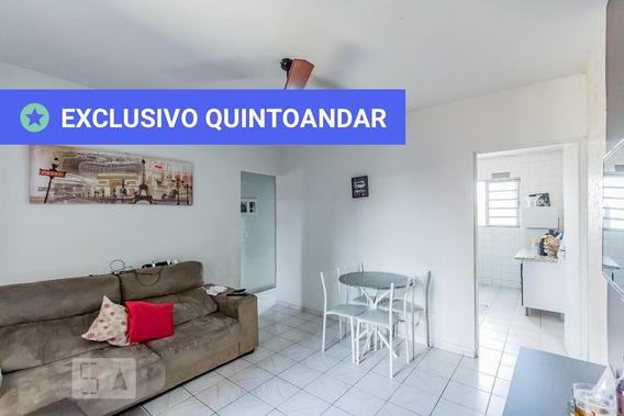 Apartamento No 5º Andar Com 2 Dormitórios E 1 Garagem - Id: 892970147 - 270147