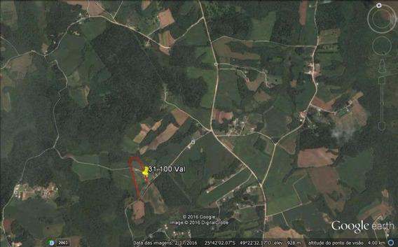 Chácara Rural À Venda, Região Do Tietê, Araucária, Com 30.100,00m2 - Ch0097