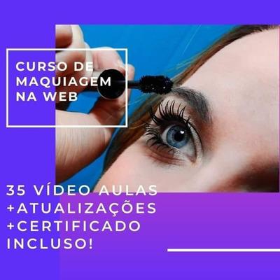 Curso De Maquiagem Web