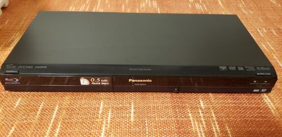 Blu-ray Disc Player Panasonic Dmp-bd65pu-k