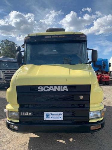 Scania 114  360 4x2  Toco