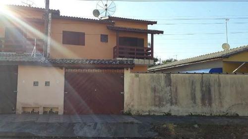 Imagem 1 de 14 de Casa No Gaivota Com Lavanderia Coberta Em Itanhaém - 4677