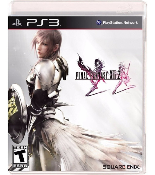 Final Fantasy 13 Xiii Parte 2 - Mídia Física / Ps3