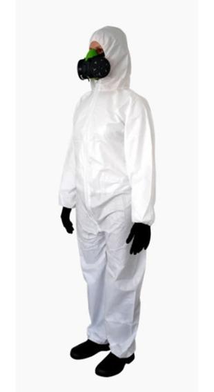 Macacão Segurança Roupa Proteção Química Epi Passar Veneno