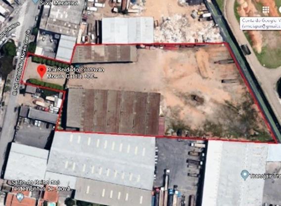 Terreno À Venda, 12035 M² Por R$ 26.000.000 - Parque Novo Mundo - São Paulo/sp - Te0143