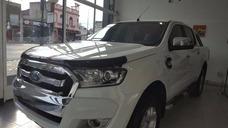 Ford Ranger Xlt 3.2 2017 0 Km Anticipo Y Cuotas Tasa 0% Mr