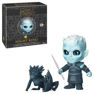 Funko Pop! 5 Star Tv Game Of Thrones - Night King - Funko Po