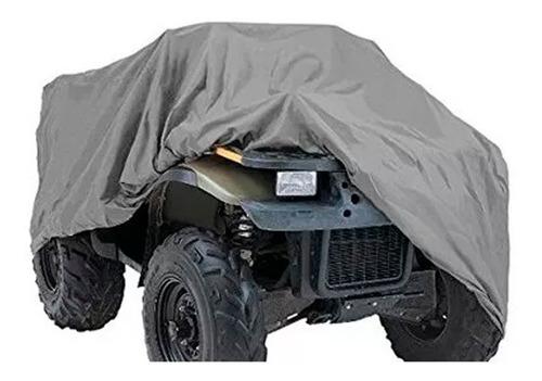 Funda Cobertor Impermeable Cubre Cuatriciclo Multicapa Mediu