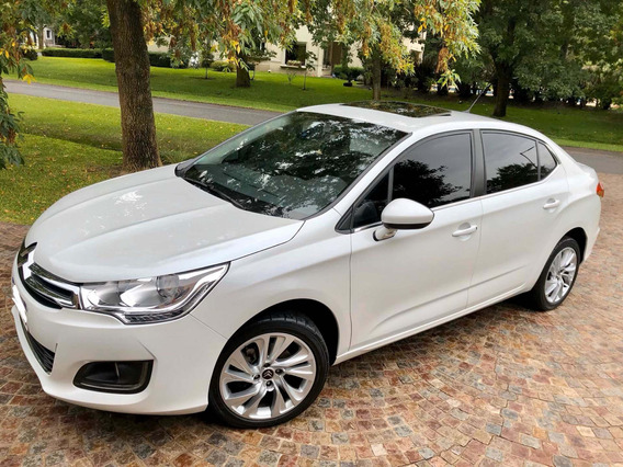 Citroën C4 Lounge 1.6 Hdi 115 Feel Pack 2017