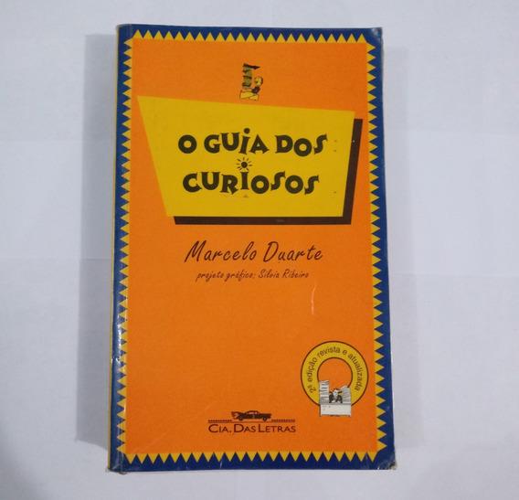 Livro O Guia Dos Curiosos Marcelo Duarte