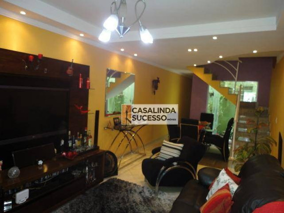Sobrado Com 3 Dormitórios À Venda, 120 M² Por R$ 600.000,00 - Cidade Patriarca - São Paulo/sp - So0114
