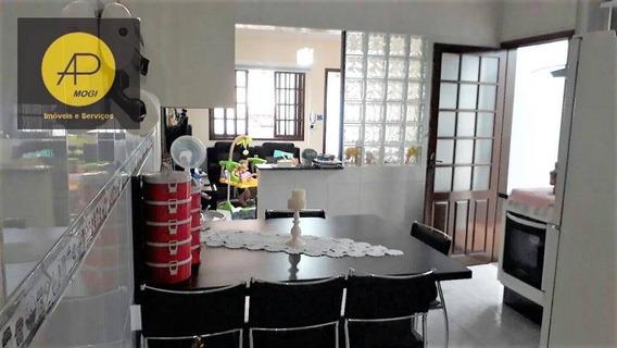 Casa Residencial À Venda, Vila Suissa, Mogi Das Cruzes. - Ca0049