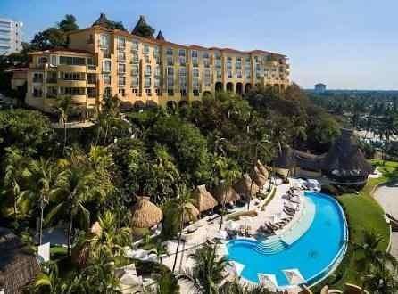 Hermosa Villa Frente Al Mar En Hotel Quinta Real