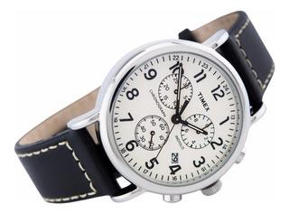Reloj Timex Tw2r42800 Weekender De Hombre Nuevo 30% Off