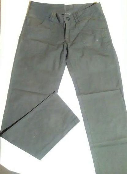 Pantalon Dama Verde Urban Pacific Talle Xs