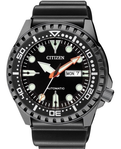 Relogio Citizen Marine Sport Automatico Nh8385-11e Tz31123p