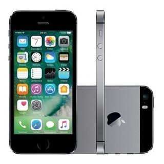 Apple iPhone 5s 16g Bom Estado , Apenas Trincado Na Tela
