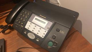 Aparelho De Fax Panasonic Kx-ft901