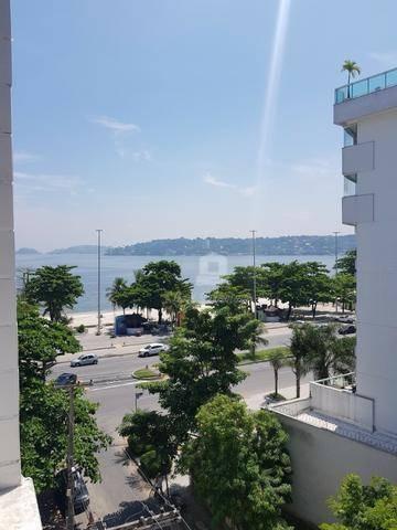 Apartamento Com 1 Dormitório À Venda, 45 M² Por R$ 380.000,00 - Charitas - Niterói/rj - Ap0499