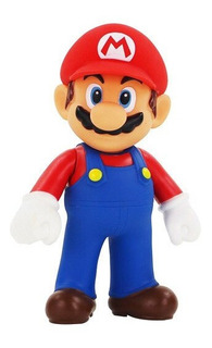 1 Figura Mario Bros Mario Odyssey Maker Yoshi Luigui Bowser