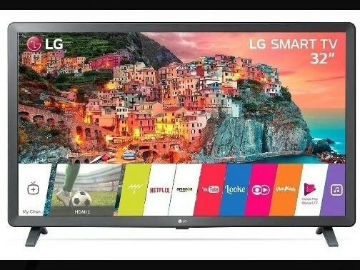Smart Tv Lg Hd 32 32lk611c