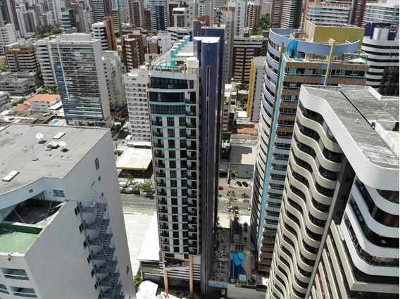 Apartamento Em Meireles, Fortaleza/ce De 57m² 1 Quartos Para Locação R$ 2.230,00/mes - Ap312097