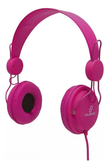 Headset Goldentec Gt Soul Colors Roxo