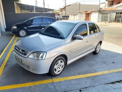 Imagem 1 de 15 de Chevrolet Corsa Sedan 2002 1.8 4p