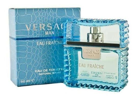 Perfume Versace Man Eau Fraiche Edt M 50ml