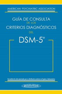 Libro. Guía De Consulta De Los Criterios Diagnósticos Dsm-5