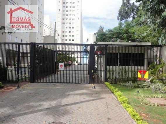 Apartamento Com 2 Dormitórios À Venda, 45 M² Por R$ 265.000 - Pirituba - São Paulo/sp - Ap0421