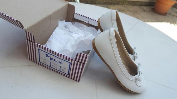 Zapatos Nena Marcel N°26 Blancos