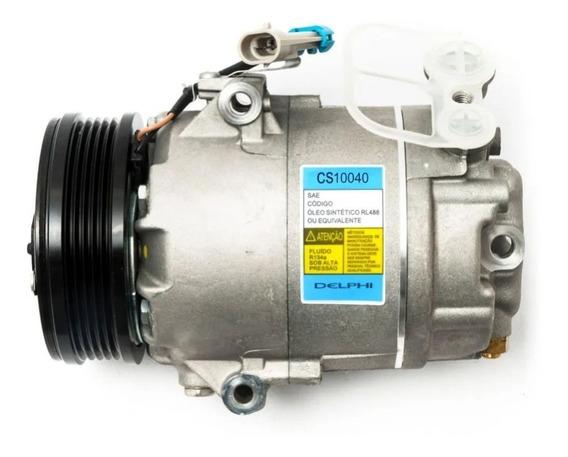 Compressor Ar Condicionado Meriva 2003 2004 2005 2006 2007 8