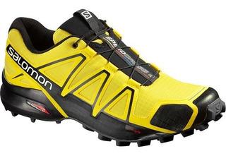 Salomon Speed Cross 4 - Dos Colores - Trail - Salas