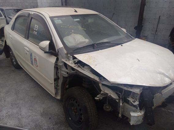 Sucata Toyota Etios Xs 2016 1.5 16v Para Retirada De Peças