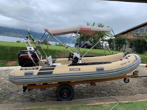 Bote Inflavel Flexboat Sr15