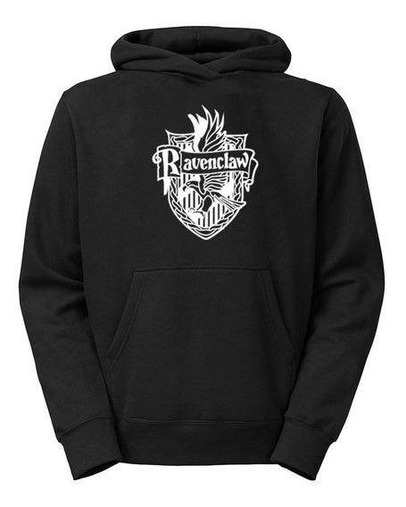 Moletom Harry Potter Corvinal Hogwarts Casaco Moleton Blusa