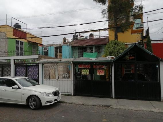 Casa En Venta En Vicente Guerrero, Iztapalapa